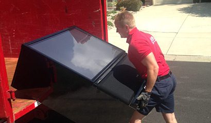 Fire Dawgs providing TV Recycling Carmel IN
