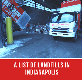 Picture of Landfills in Indianapolis