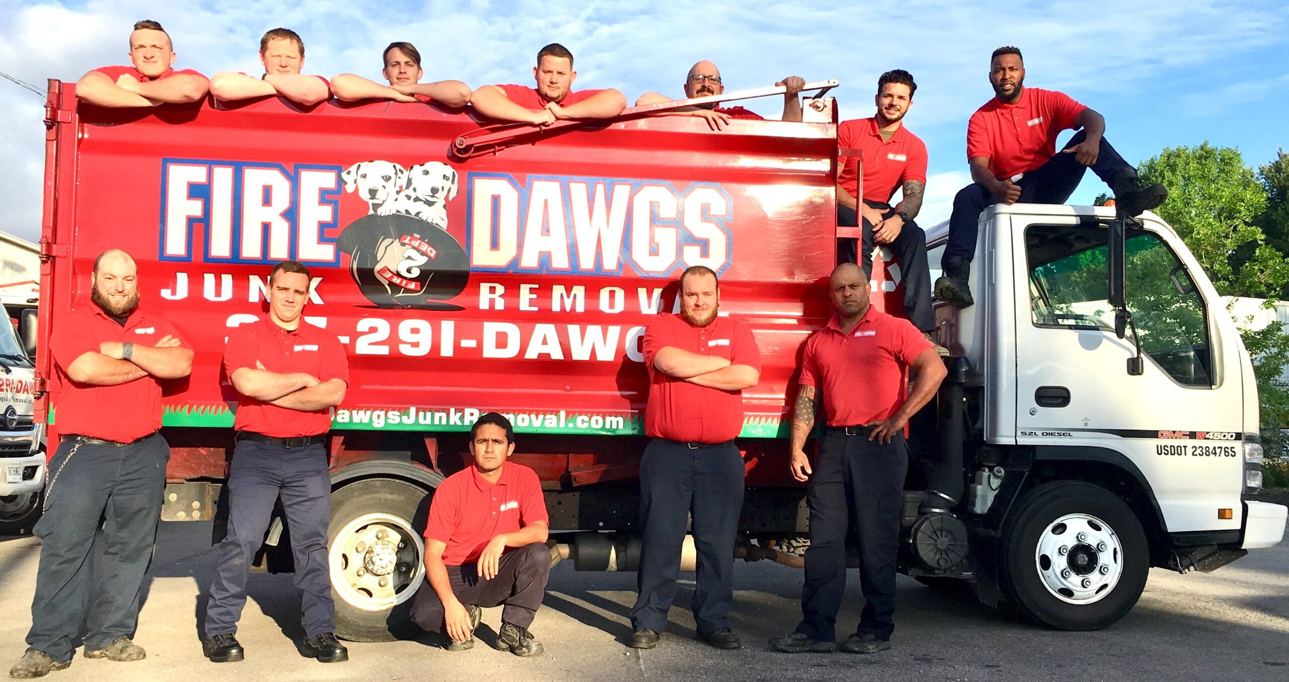 Fire Dawgs Junk Removal in Indianapolis