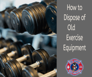 How to Dispose of Old Exercise Equipment graphic
