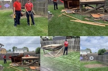 Play House Removal in Indianapolis