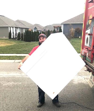 appliance removal fort wayne