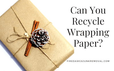 Can You Recycle Wrapping Paper?