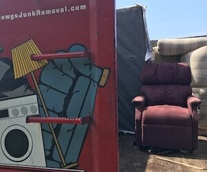 Furniture Pick Up in Greenwood