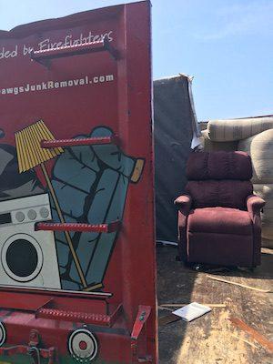 Furniture Pick Up in Greenwood