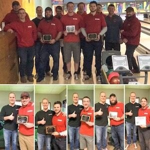 fire dawgs awards 2019 indianapolis junk removal team