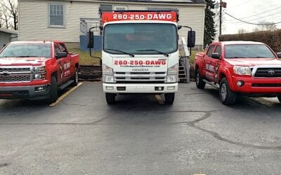 Fire Dawgs Junk Removal Open in Fort Wayne