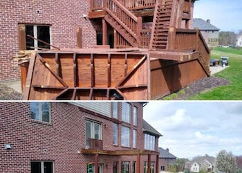 Deck Removal Fort Wayne