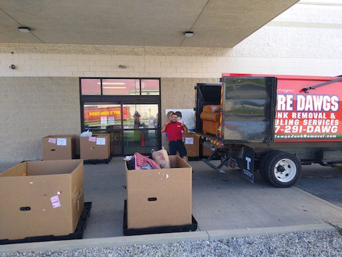 Donation Centers Bloomington