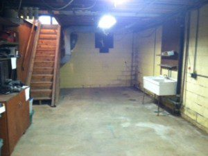 Basement Cleanout Indianapolis After