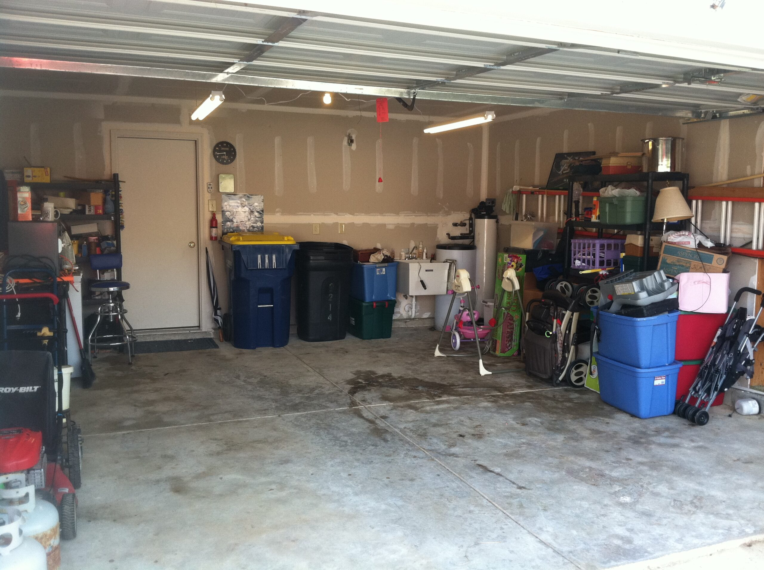 Image of After Garage Cleanout