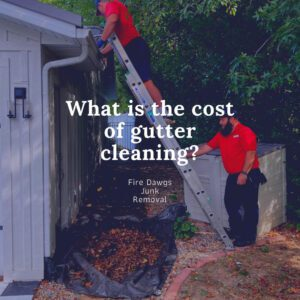 What Is The Cost Of Gutter Cleaning?