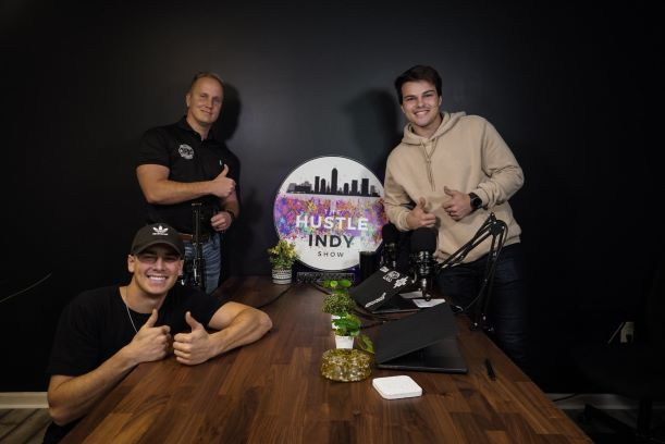 The Hustle Indy Show Podcast with Fire Dawgs Junk Removal