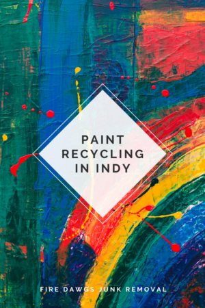 Paint Recycling in Indianapolis