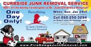 curbside junk removal fort wayne