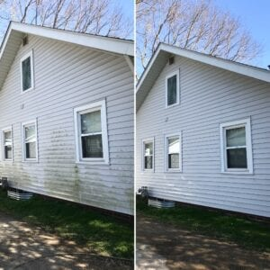 Exterior Cleaning in Indianapolis