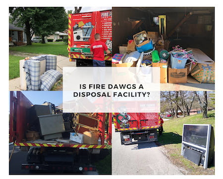 is fire dawgs a disposal facility