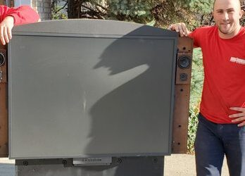 Is It OK to Throw TV's Away?