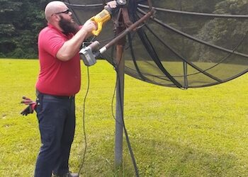 Satellite Dish Removal in Indianapolis