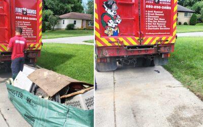 Dumpster Bag Pick Up in Fort Wayne