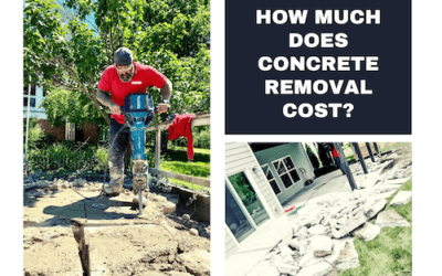 How Much Does Concrete Removal Cost?
