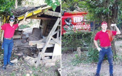 Demolition in Bloomington IN