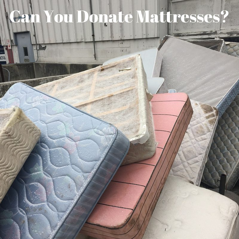 donate mattress in Indianapolis