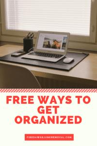 Free Ways to Get Organized