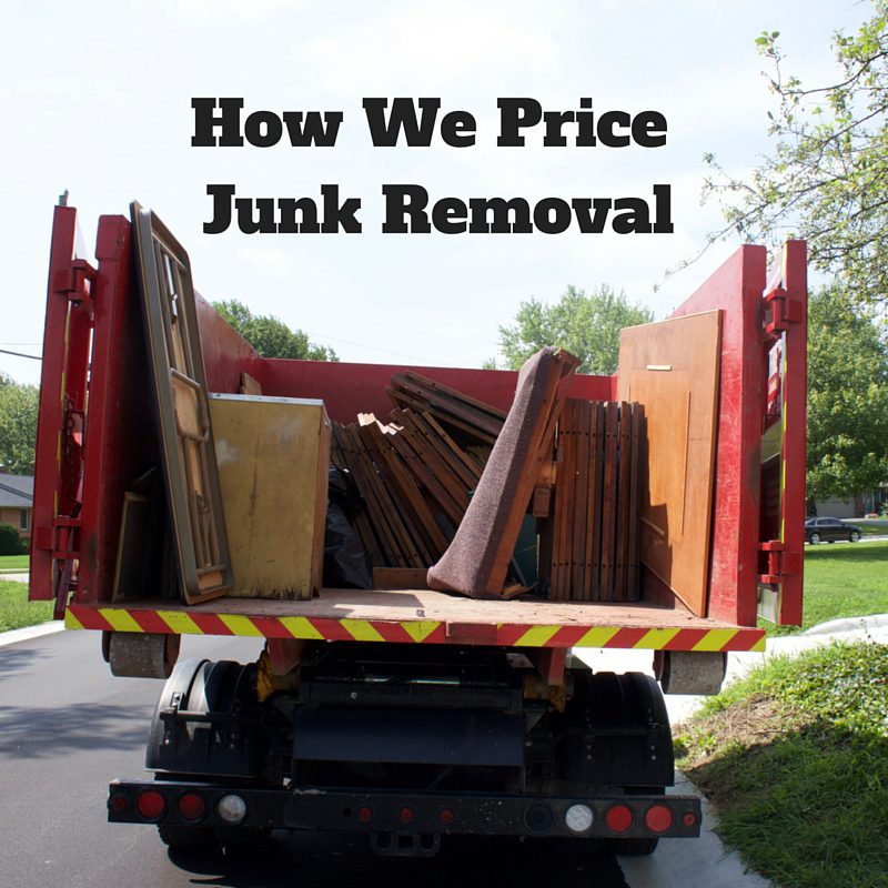 price junk removal