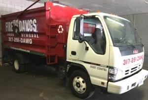 Indianapolis Hauling Truck