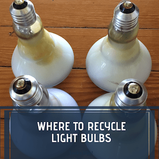 Where to Recycle Lights Bulbs in Indianapolis